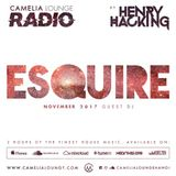 Camelia Lounge Radio with Henry Hacking & eSQUIRE
