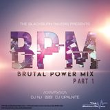 DJ NJ b2b Upalnite - Brutal Power Mix (BPM) - Part 1