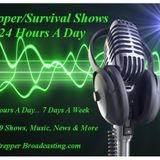 Cooking with the Sun and the 12th Planet on Prepper Broadcasting