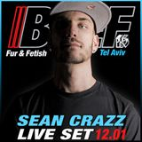 SEAN CRAZZ LIVE @ BEEF TLV 12.1.18
