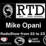 [Techno] - MIKE OPANI  - Wingnation Podcast 16.06.17