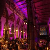 Cobby @ Turner Prize Awards : Hull Minster - 5/12/17