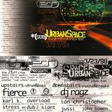 DJ Fierce - Live at Urban Space (March 1998 - DC)