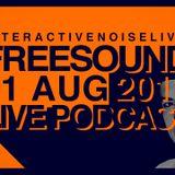 FSL Podcast 11 Aug 2017 - Interactive Noise Live