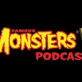 Famous Monsters Podcast Ep. 18: Netflix, Comics & Hitchhikers!