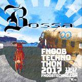 TECHNOTHON 2017 - 60mins - special Mixtape -- fnoobtechno.com