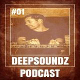 Deepsoundz #01    //David Atkins//