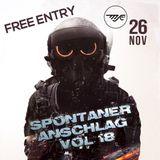 SEIMEN DEXTER @ SPONTANER ANSCHLAG VOL 18 | 26.11.16 | MS CONNEXION COMPLEX | MANNHIEM