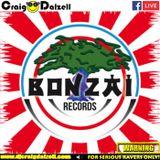 Bonzai Records '92-'98 Mixed By Craig Dalzell : Facebook Live [13.01.18]