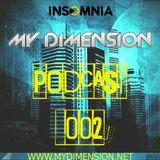 TF SESSION - MY DIMENSION PA002 |InsomniaFm|