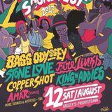 BASS ODYSSEY ANNIVERSARY - JAMAICA SOUND FEST 2017