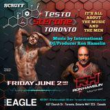 Testostérone @ Black Eagle Toronto 2 June 2017