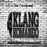 KLANG KOMANDO Episode 015 - CHINASKI_31 Mix @ FNOOB TECHNO RADIO