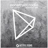Construct Radio | December