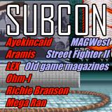SUBCON 60 SFII, Super Nintendo, Sega Genesis