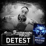 Motormouth Podcast 055 - DETEST - Darkside: Winter Sesh promo mix #4