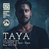 TAYA & Si Clone on Submerged on Bay FM 99.9