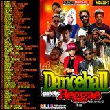 Dancehall Meets Reggae Mix Vol.2 [Mix DJROY] Vershon,protoje,popcaan,Sizzla,Shaneo,