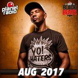Planet Radio    Black Beats    24.08.2017