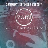 General Bounce live @ Void, 10th September 2017