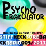 Stiff Neck, Sore Back Radio 05/2017