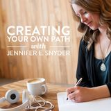 CYOP #120 - Using the Internet to Create Offline Connections with Designer, Writer + Educator Anne D