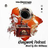 Klangwerk Radio Show - EP031 - Alex Wellmann
