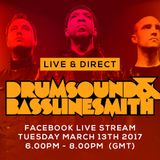 Drumsound & Bassline Smith - Live & Direct #29 [14-03-17}