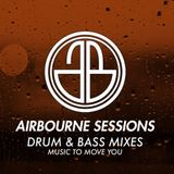 Airbourne Session Drum & Bass - Unknown Feelings Mix-23rd Nov 2017 (DL Enabled)