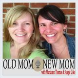 Old Mom New Mom, Episode #99: Rioting for Cupcakes!