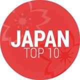 Episode 190: Japan Top 10 Summer Special #3: DC & William's Collab Episode