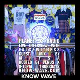 Planet X Radio w/ Venus X and False Witness feat Guest mix by MHYSA - April 20th 2017