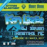 DJ Seven feat. Kinetiks MC • Latenight Liquid // 05.06.2017