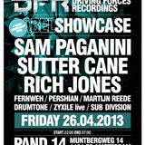 Pershian - Nachtrovers & Storm Present: Driving Forces Label Showcase, Pand 14, Amsterdam