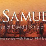 037-2 Samuel 20:1-26 Rebellion, Revenge & Reason-Part 3 - Audio