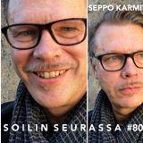 Muusikko, yrittäja Seppo Karmitsa Sollentunasta: Ryhdyin tulkiksi vanhemmilleni  jo ennen kouluikää