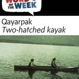 Season 19, Lesson 47, Two-hatched Kayak