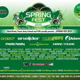 Michael Hand - Springfest Dublin March 28th 2015