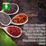 367: How Females Can Lose Body Fat Fast, How To Fix Your Vision Naturally, 4 Science-Based Superfood
