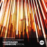 Mantis Radio - 04.06.2017 + Grindcore + Metal