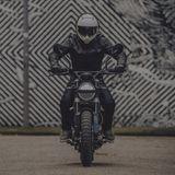 Husqvarna Motorcycles SVARTPILEN mix: Aron McFaul