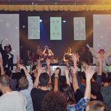 Techno:  Lucas Freire + Fernanda Martins aka Dot Chandler @ HappyTechno, City Hall FEB/2015 - Spain