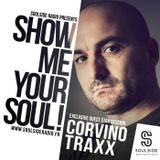 SOULSIDE RADIO - CLUB // Marco Corvino TRAXX Exclusive Guest Mix Session // 11.2017