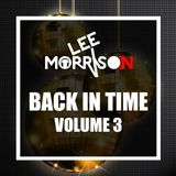 DJ Lee Morrison - Back In Time - Vol. 3