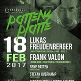 Frank Valon @ Patten`s Platte Stilvoll Neuss-18.Februar 2017-live recording