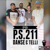 EP 82 P.S. 211 @BKLYNSTICKUP @JUST_TELLI W/ @DJJUANYTO @BILLYJUNE88 @REALDJJOHN