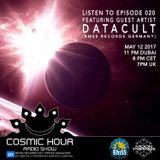 Cosmic Hour Radio Show With Moon Tripper - Episode 020 Guest Artist  Datacult (BMSS Records)