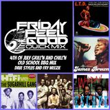 Friday Feel Good Quick Mix ~ 4th of July Old School BBQ Mix
