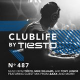 ClubLife by Tiësto Podcast 487 - First Hour