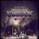 Adam BleakBass Presents : Technoid Picnic Podcast | Episode XVIII : Adam BleakBass